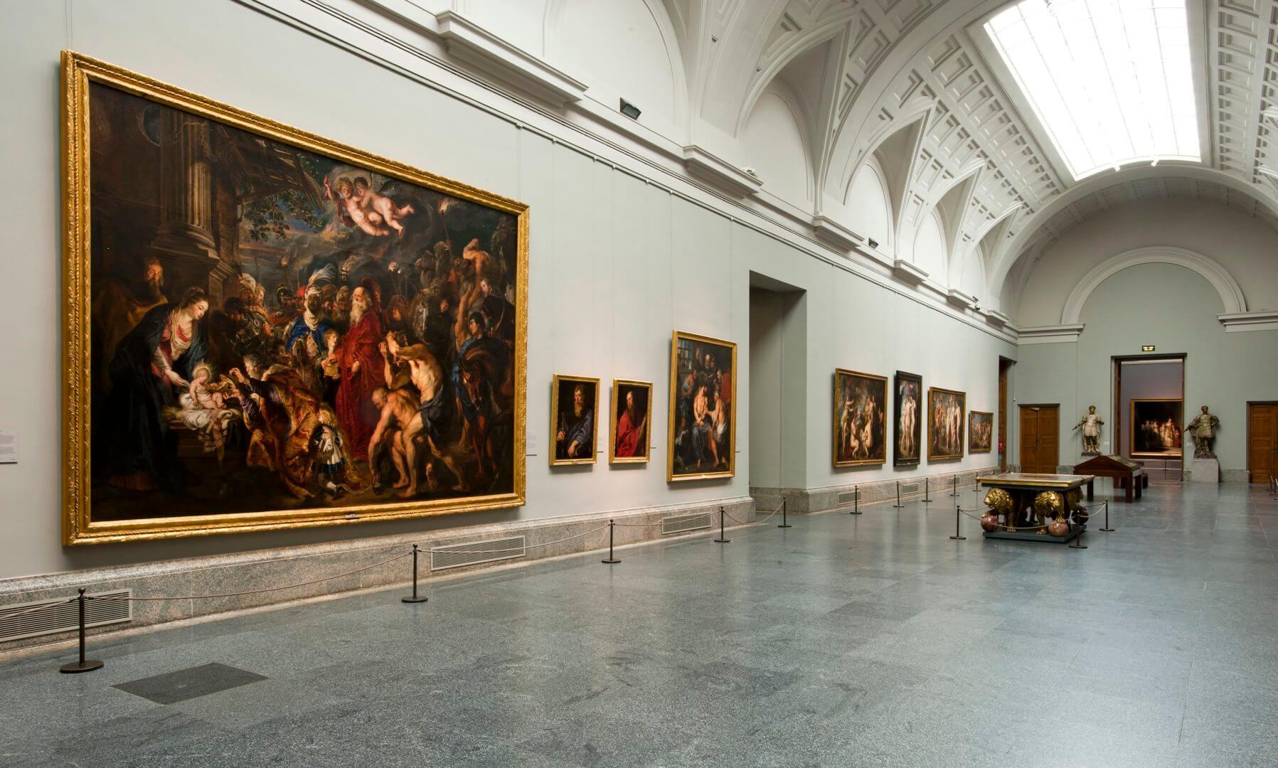 TOURS PRIVADOS POR EL MUSEO DEL PRADO