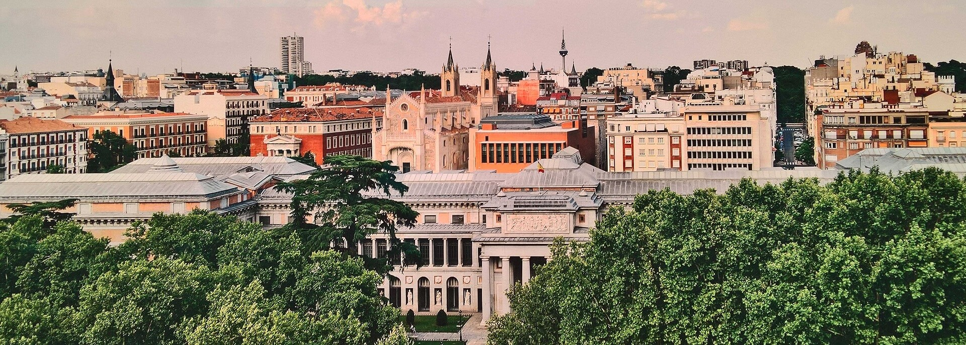 Madrid Tourist Guides private museum and walking tours