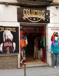 madrid tourist guides malasana vintage clothes