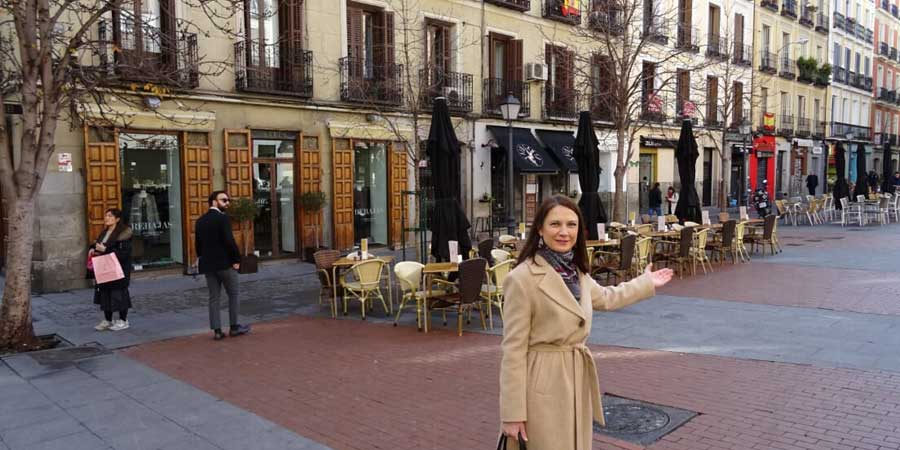 JOVELLANOS Y CHATEAUBRIAND. Madrid Tourist Guides